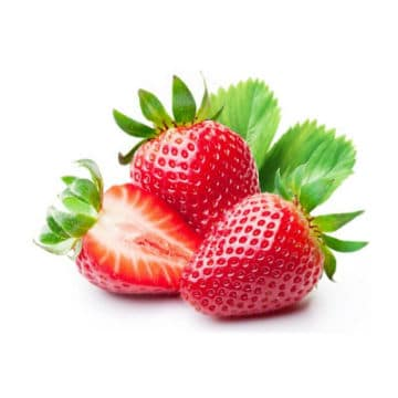 Fruit Fraise  Bio D'Alsace