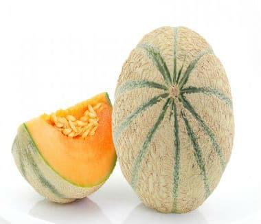 Melon frais de Strasbourg