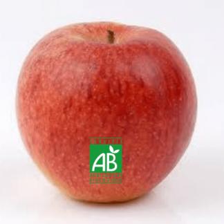Pomme Daliclass bio alsacienne