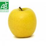 Pomme Golden bio alsacienne
