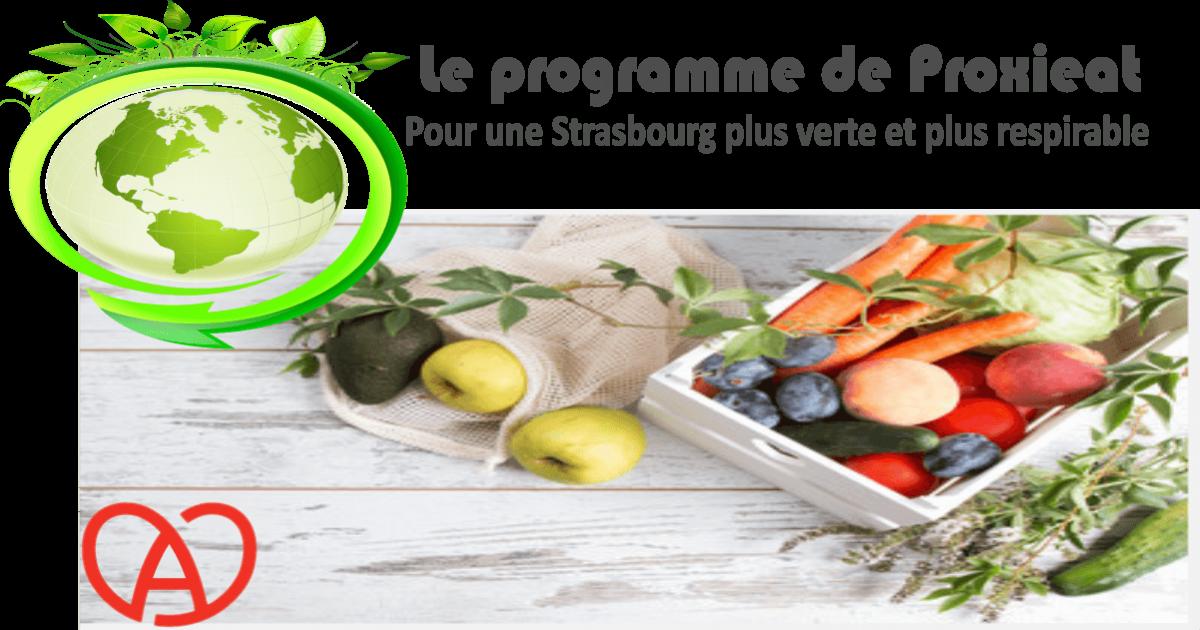 Programme zéro déchet Strasbourg