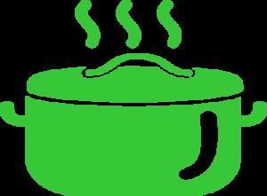 Image du temps de cuisson à la vapeur