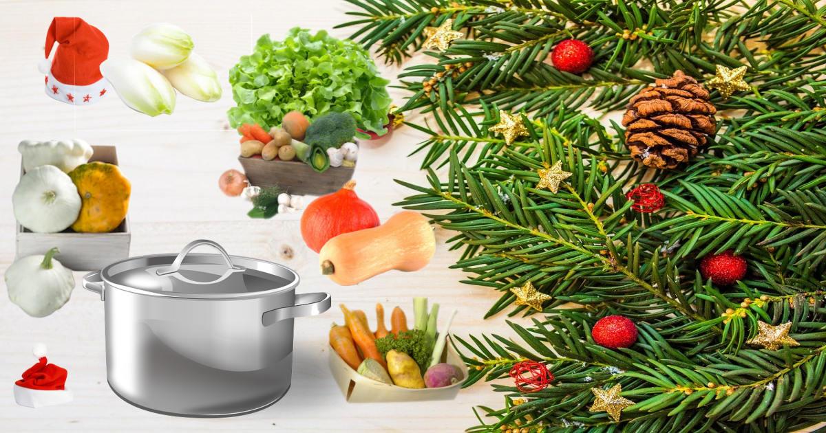 fruits et légumes Bio d'Alsace de Noël