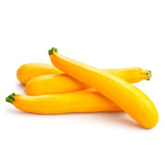 courgettes-jaunes-bio d'Alsace
